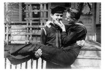 Vintage Photo Memories - Men Twogether / by GAYTWOGETHER