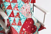 Quilt ideas / by Marian Kremitzki