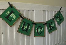 St. Patrick's Day Banners / by Encore Banners