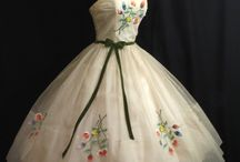 Party Dresses / by Sandy Lumsden