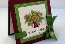 {Cards} Thank You & Gratitude / by Becky Prusse