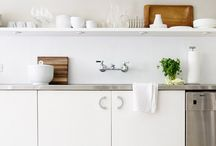 Covetable Kitchens / From simple Scandi sleek to country cottage chic, this board is devoted to kitchens we covet. / by Dalani Home & Living UK