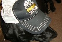 Black Dog Gear / When you stop by, don't forget to pick up some Black Dog Gear! / by Black Dog Salvage