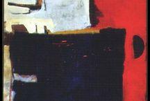 Artist: Richard Diebenkorn. / by Art by Wietzie