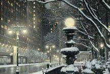 NYC / by Theresa Pellicano