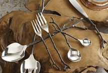 Home in the Wilderness / Bring the outside in with our favorite home goods inspired by the beauty of nature. Leaves, flowers, twigs, seashells, & creatures add a rustic edge to your decor. Many items here are sustainable, handmade in the USA, and/or created to depict and inform people about endangered species (such as Michael Michaud's table art).  / by Scarlett Alley Gifts