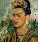 Frida Kahlo (1907-1954) / by Connie Stout