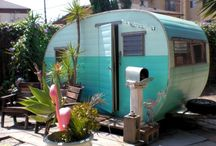 Vintage Travel/Airstream and Decor / by Judy Cash