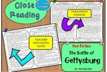 Keep Calm & Teach 5th Grade / by Jennifer Kranepuhl
