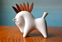 collectible ceramics  / by Chad Wick