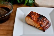 Future Seafood Recipes / by A Feast for the Eyes Food Blog