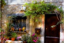 TRAVELS / by Verbena Cottage