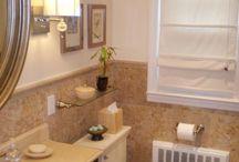 Home >> Guest Bathroom / by Amy Lemaniak
