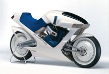 Suzuki Prototypes / by Suzuki Cycles