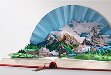 P O P U P S (Books) / my fascination with pop-up books / by Carlyn White