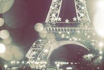 i love paris / by amanda carroll