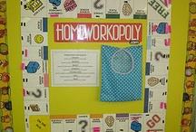 Teaching - Clsrm/Tchng Stuff / by Cassie Brooks