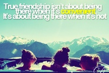 friendship  / by Stacey Evans