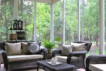 I need an enclosed porch / by Anita Dasher