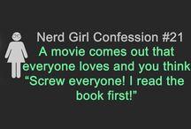 ♪♩♪♩♪ Living la Geek-a loca! ♪♩♪♩♪ / The Nerdy Gamer life / by φ(・ω・♣)☆・゚:* Cherri φ(・ω・♣)☆・゚:*