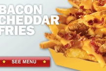 Sidekicks / These sidekicks get nothin' but mad respect. Mad respect, I tell you!  / by Hardee's Food Systems, Inc.