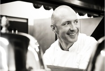 GRAND CHEF COLIN BEDFORD / The Fearrington House's Executive Chef Colin Bedford was named a Relais & Chateaux Grand Chef in 2012. In 2013 Chef Bedford was asked to cook at the third annual Grand Chef Dinner in London, England. / by Fearrington Village