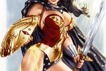 superheroes / by Lisa C