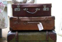 Lovely, Old Luggage / by Amy Lindman