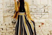 Hijabi Swag <3  / Unique Muslim women's fashion styles  / by Bayan Jaber