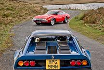 Johns Ferrari's / by Shirley Jollensten