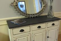 Chalk paint ideas / by Becky Hormuth