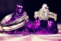 Inspiring Weddings-Ring Detail / Professional wedding photographs of ring details. / by Elizabeth Pruitt