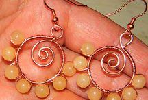 Jewelry to create / by Christine Davis