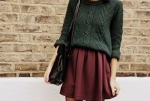 Autumn Fashion - my favourite! / by Georgie