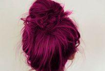 Hair styles/ hair colors I like  / by Harmony Vergano