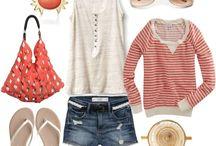 outfits / by Sari Jackson