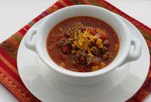 Gluten-Free Soup / by The Gluten-Free Homemaker