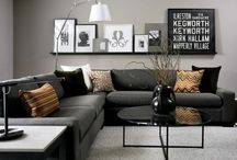 Living room / by Jenny Tang