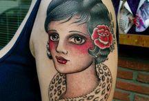 Tattoos / by Mitchell Levine