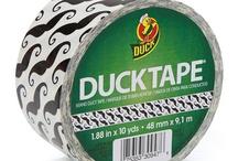 Duck Tape!  / by Michaela Stay