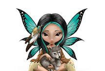 Jasmine Becket-Griffith / by The Hamilton Collection