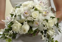 White Wedding Flowers / Keep it chic and timeless by selecting elegant white wedding flowers for sophisticated style on your big day. / by Interflora - The flower experts