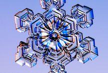 I'm Melting... / Ice crystals / by Randi Baker