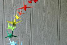 Origami DIY / by Maya Brack