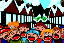 Christmas Play / by Crystal Dunn from My Ramblings