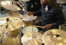 John Blackwell / John Blackwell is Prince's drummer and an Awesome guy!! / by Mayhem Magazine