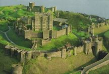 Kent Castles / All the beautiful castles that you can visit whilst staying at the Burlington Hotel, Folkestone / by Burlington Hotel - Folkestone