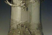 Vases, Tankards, & Glassware / by Stephanie Woodland