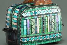 Mosaics & Tiles / The best examples of ancient, vintage and modern mosaics and tiles.  #mosaics #tiles / by Carolyn Sorensen