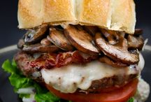Burgers / Do you know how to get into my heart? You will see what can get into my heart by this board.  / by Frank Hawk